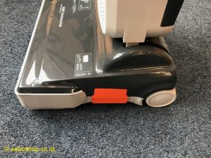 Elderley home vacuum cleaner