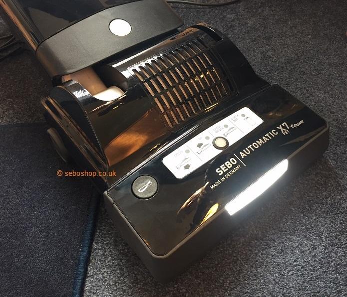 Best Sebo vacuum