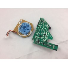 Sebo D4 Airbelt Vacuum Cleaner Switch and PCB