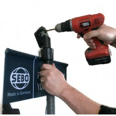 Sebo Drill Dust Catcher Tool