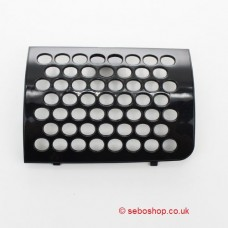 Sebo X4 Black Exhaust Filter Cover Grille