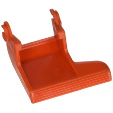 Sebo X1, X1.1 and X4 Foot Pedal Orange